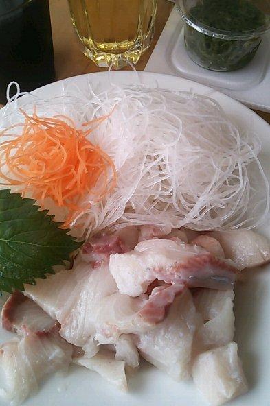刺身ダイエット
