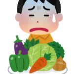 カット野菜の添加物は大丈夫なのか?消毒液は?