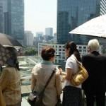 東京駅丸の内駅舎見学ツアーが疲れず美味しく楽しめると大人気