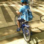 【東京都内】代々木公園のレンタルサイクリングが長く平和だった。
