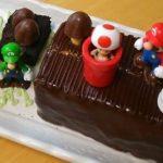 子供を喜ばす「誕生日ケーキ」を簡単に作る方法【マリオ編】