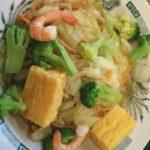 【日高屋】375kcalヘルシーオリーブ麺を食べてみた感想【限定メニュー】