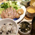 ニホンの食卓【つくみ】豪華定食を食べてきた!池袋東武店