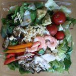 【93キロからのダイエット272日目】昼食が重い場合は夕飯でカロリーダウン調節