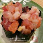 【トリトン】大人気回転寿司を視察!味と混雑状況とメニュー【東武百貨店11階】