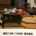 【味の素博物館】懐かしくて大人にオススメ(食とくらしの小さな博物館)