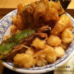 【金子半之助】稲庭うどん+天丼セットが超絶満足すぎてヤバい【コレド室町】