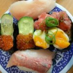 【93キロからのダイエット373日目】くら寿司のシャリ無し寿司と麺無しラーメンが痩せる。