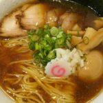 BASSOラーメンは煮干香る永福っぽい美味さアリ!【バッソ- 江戸川橋】