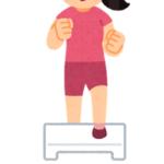 踏み台昇降の正しいやり方とは?ダイエットの効率化