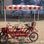 ハウステンボスのレンタル自転車 価格と自転車タイプ(フィッツ)