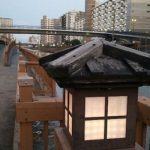 【小名木川】桜の開花直前 4.6キロお手軽散歩 クローバー橋