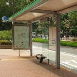 バス停の並び方を考える会~縦に並ぶ?横に並ぶ?~