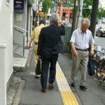 【歩道】進路に入ってくる奴の気が知れない説【交通トラブル】