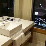名古屋JRゲートタワーホテルの感想を述べる