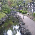 小松川境川親水公園沿いを歩いてみた