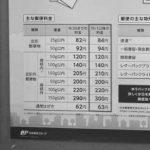 郵便料金値上げ!封筒82円→○円 はがき62円→○円 増税