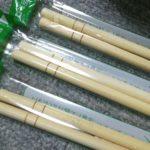 ファミマの箸が丸くて使いにくい説が浮上 ローソン