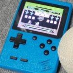 【ポータブルゲーム】 レトロゲーム機 エミュレーターを買った感想【内蔵ゲーム500種類】