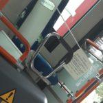 【バス】前の席の封鎖 もう解除してよい説が浮上【コロナ対策】運転手感染