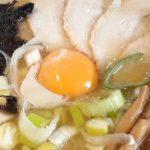 【中野駅周辺】玉 バラそば屋 中野店【美味しいラーメン屋青葉近く】