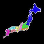 【競輪】ラインを組む地区区分表 北日本とは?南関とは?【一覧】初心者用